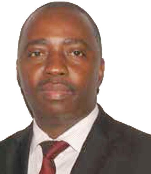 Mr. Collins  Mwijuka